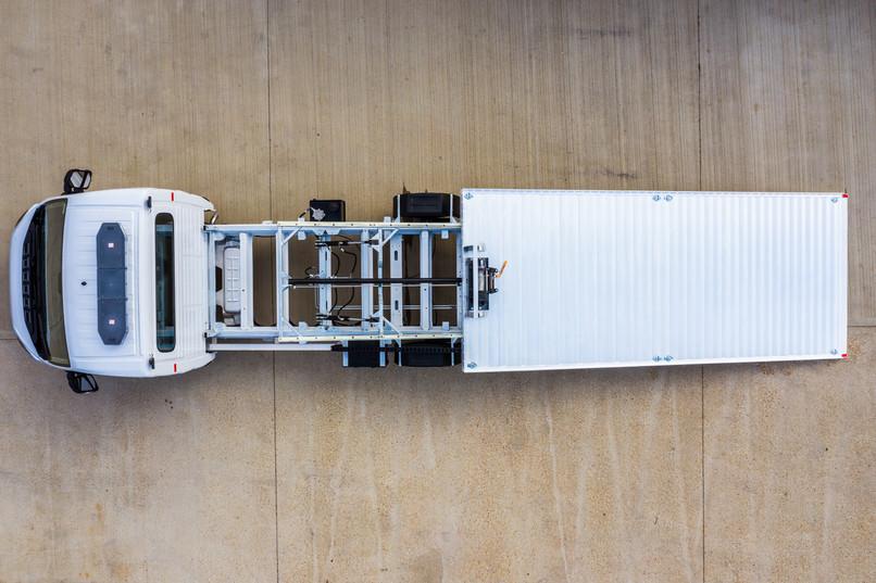 Fiat Ducato Tilt & Slide