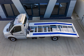 Merc Sprinter Transporter