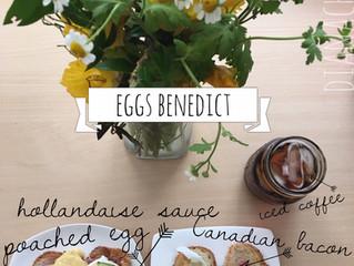 FOOD: Eggs Benedict