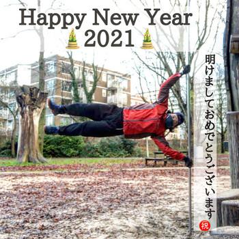 2021年、明けましておめでとうございます。