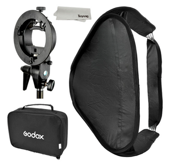 Godoxソフトボックス 60cm×60cm(1)