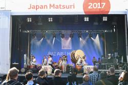 JAPAN Matsuri(祭) in Traferger square