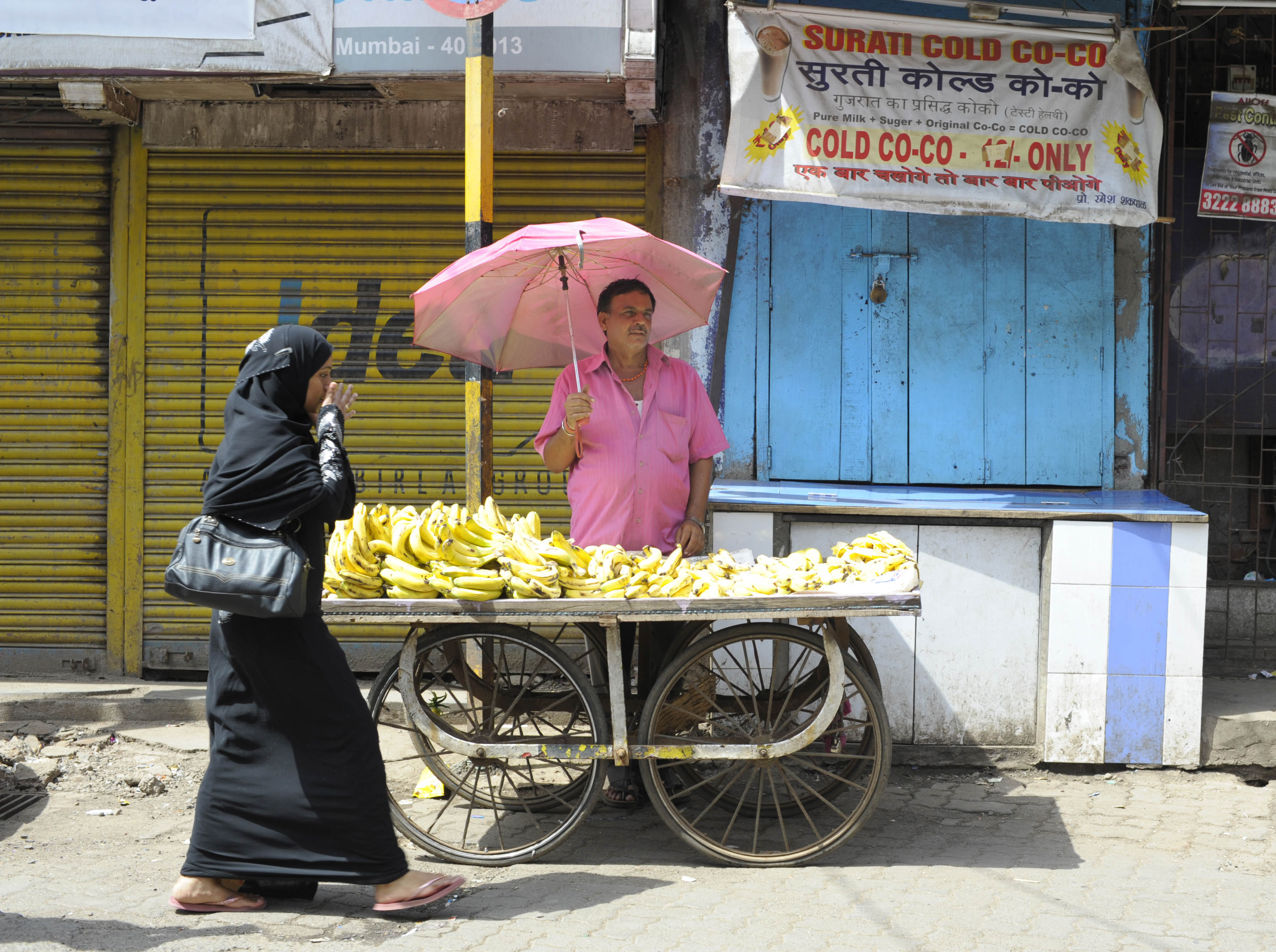 Contradiction in INDIA