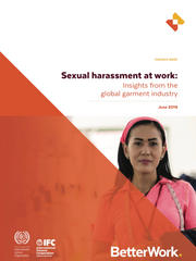 Sexual harassment at work: Insights from the global garment industry