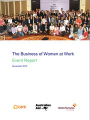 The Business of Women at Work Event, Phnom Penh Cambodia: Event Report