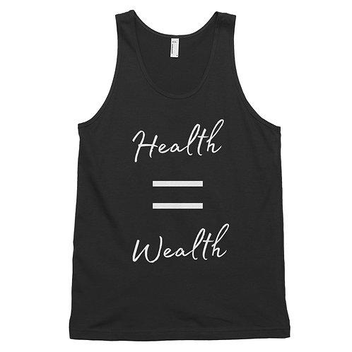 Health = Wealth Premium Tank Top