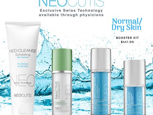Normal/ Dry Skin Booster Kit