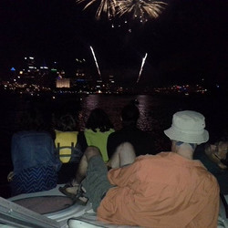 Another great #fireworks show #4thofjuly