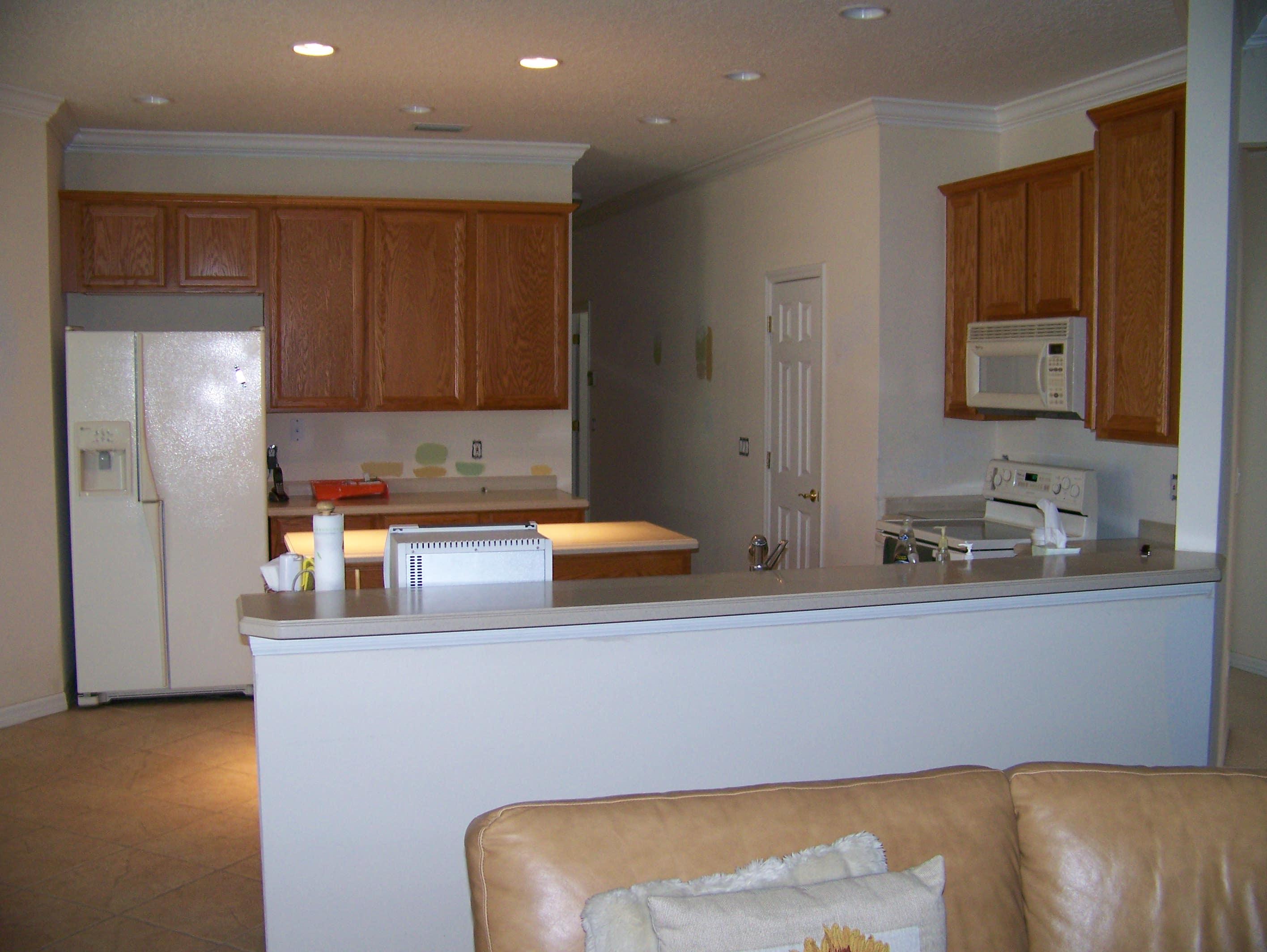 Kitchen #1 (before)