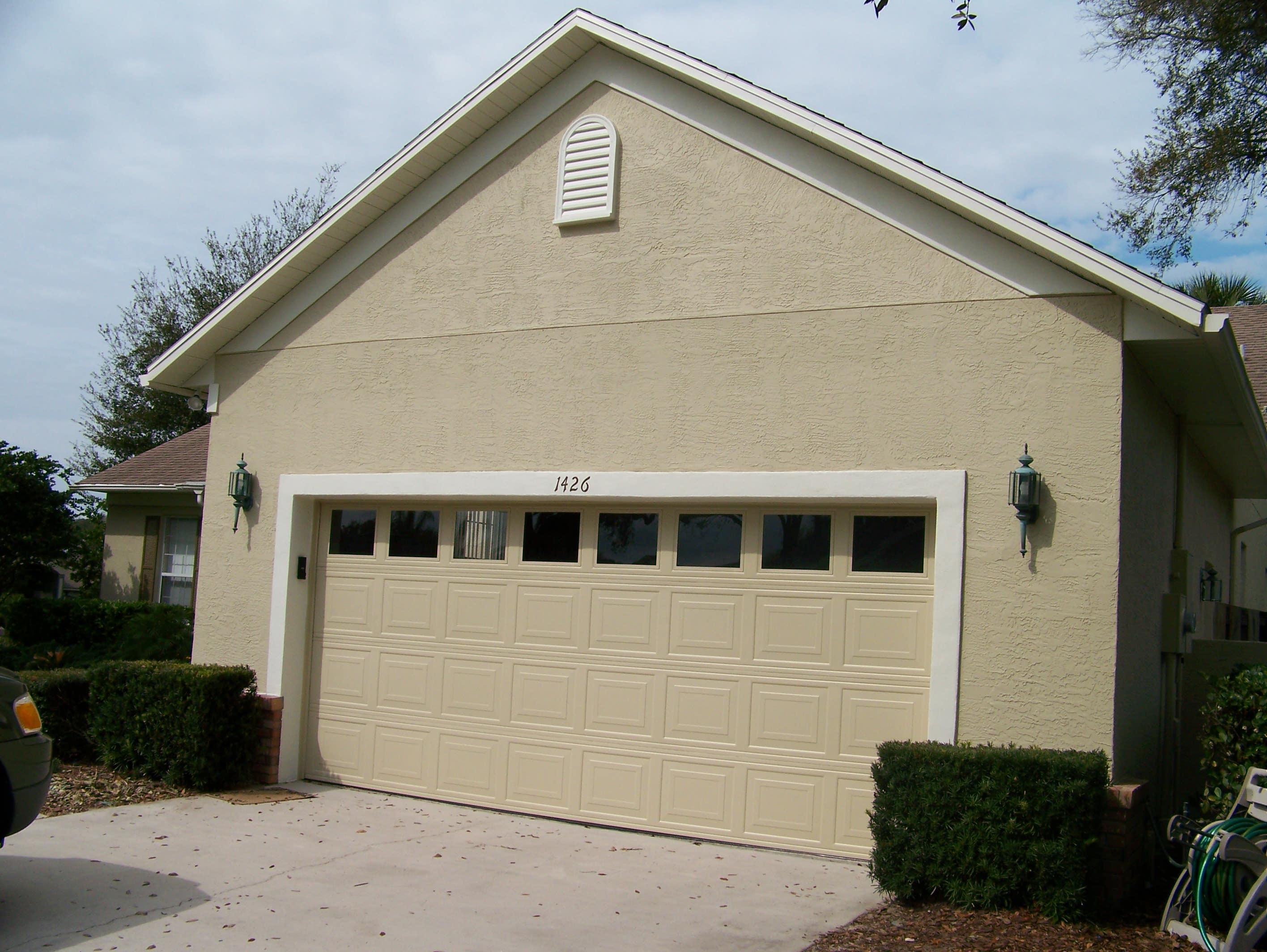 Garage #1 (after)