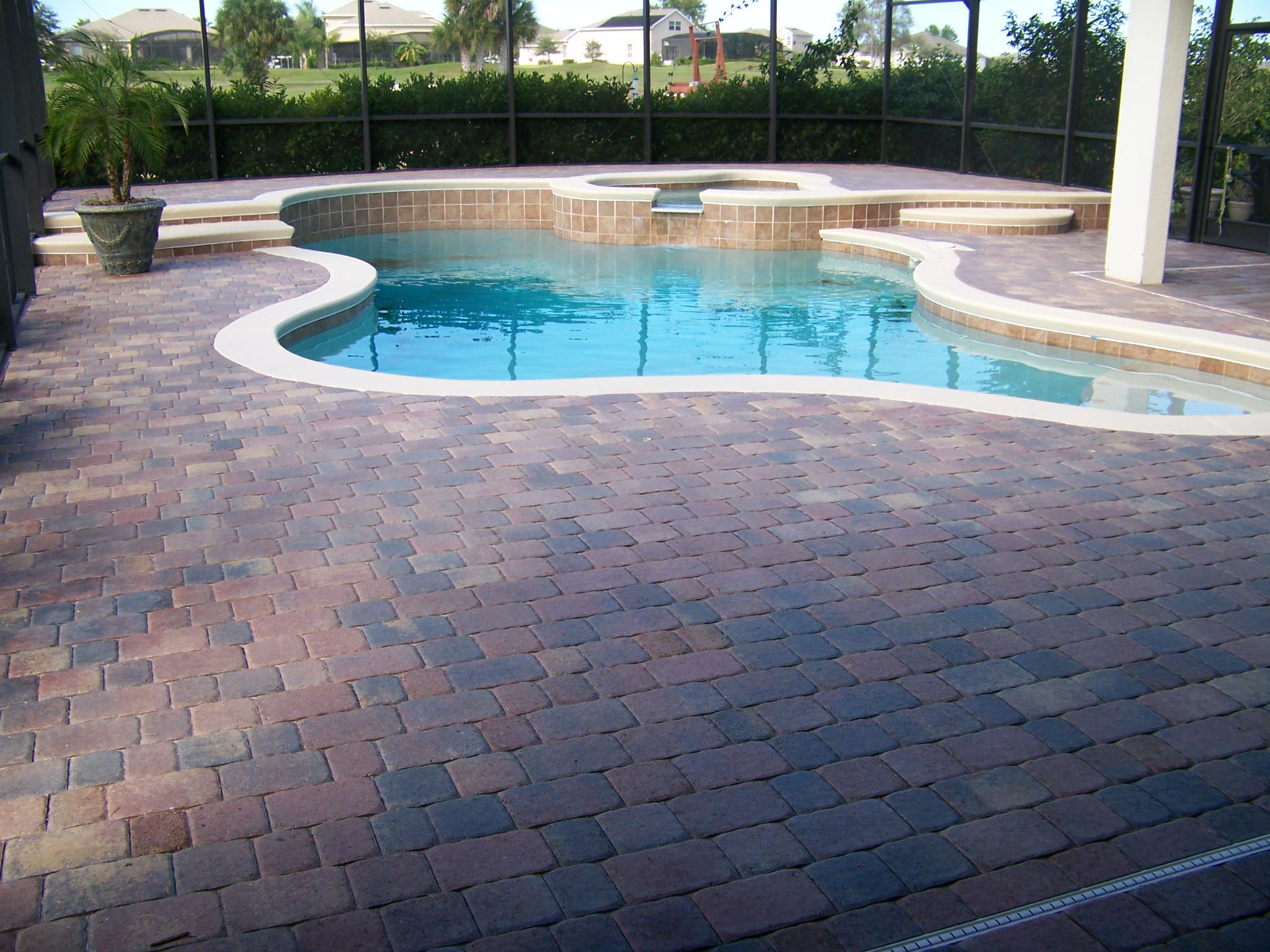 Pool deck #2 (after)
