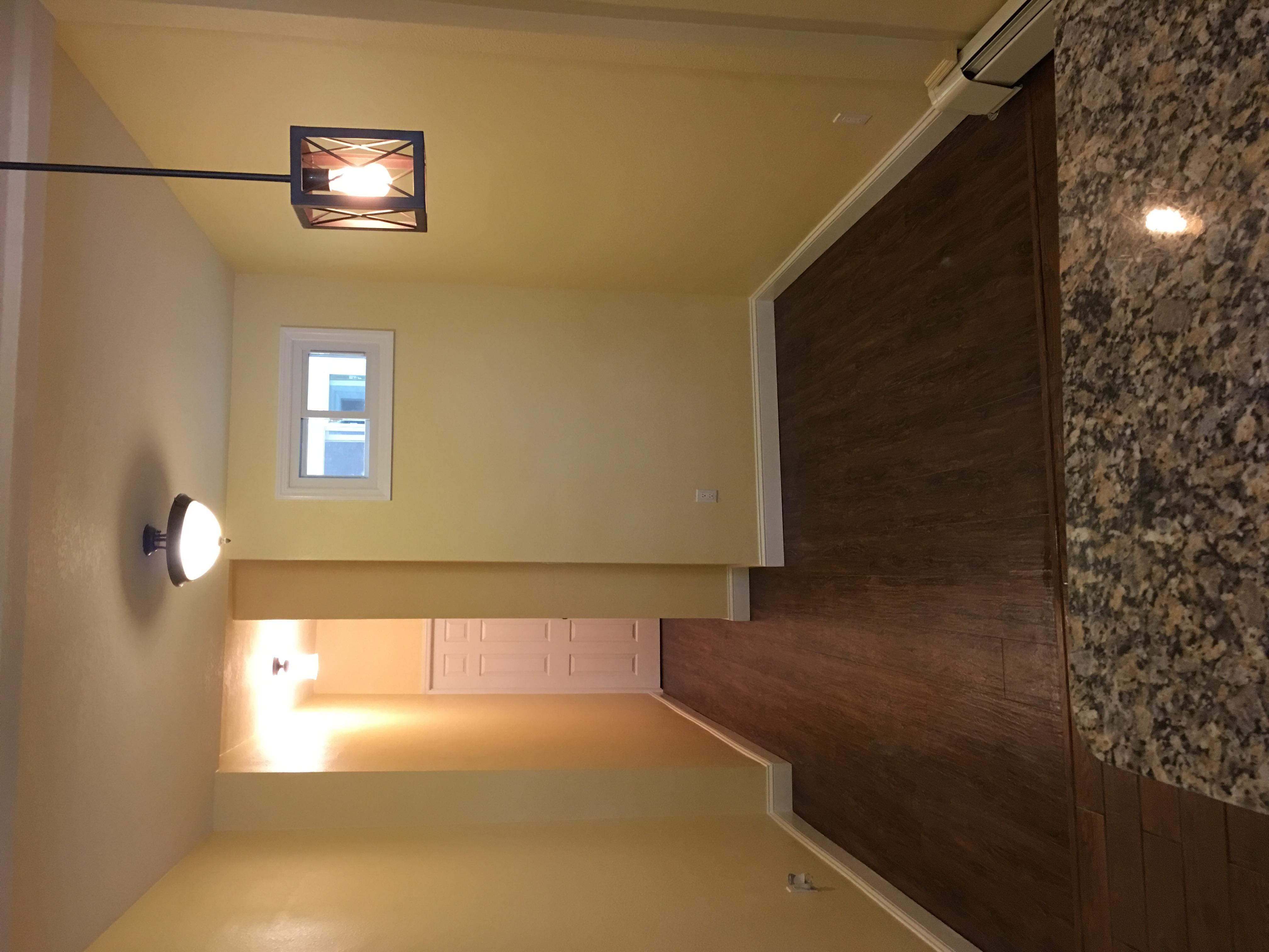 Hallway #1 (after)
