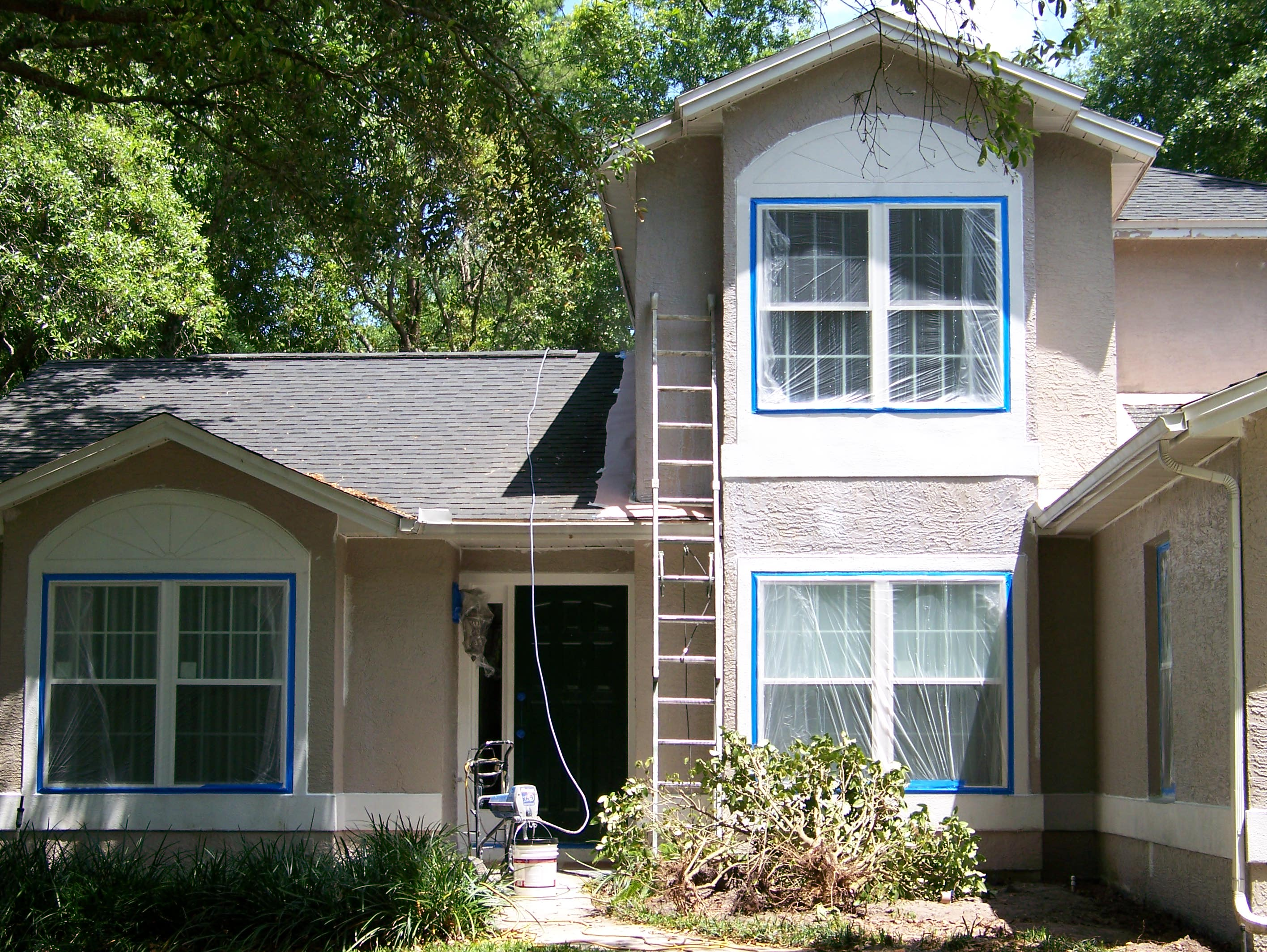 Exterior #5 (before)