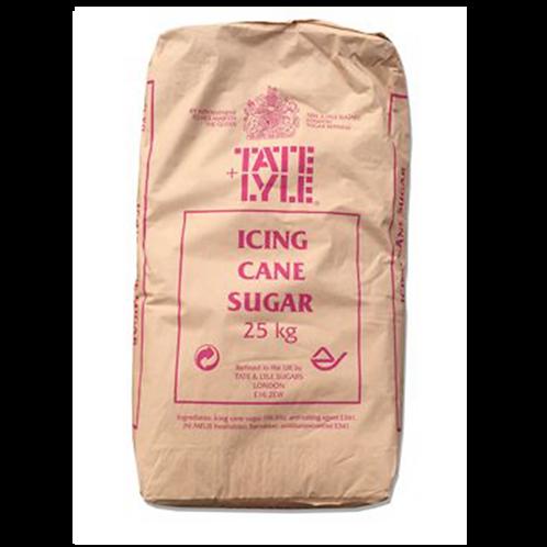 Tate&Lyle poeder rietsuiker 25kg