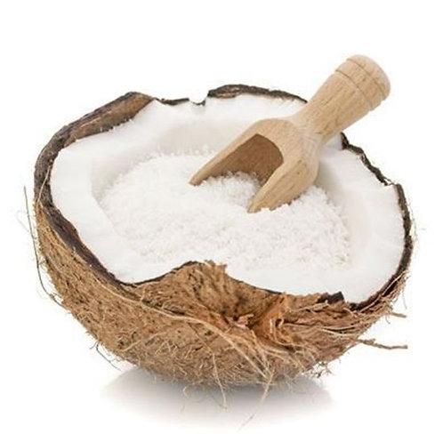 Gedroogde kokos