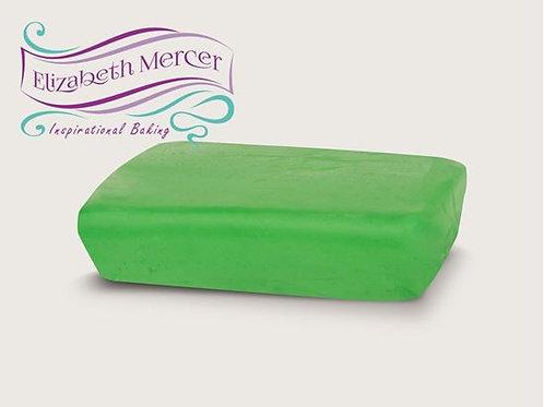 Elizabeth Mercer groene fondant glazuur 250g