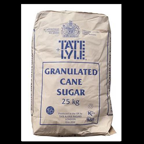 Tate&Lyle kristal rietsuiker 25kg