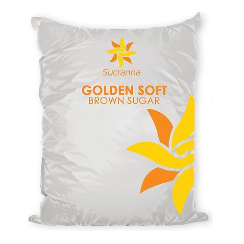 Sucranna zacht goudbruine suiker 25kg