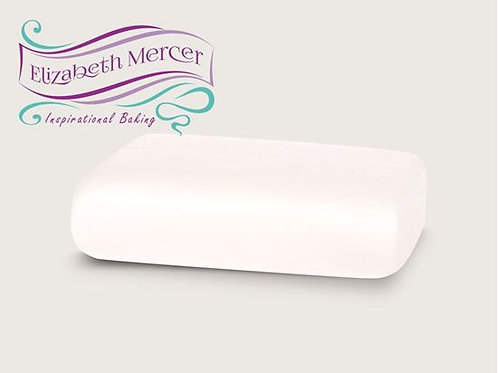 Elizabeth Mercer witte fondant glazuur 1kg