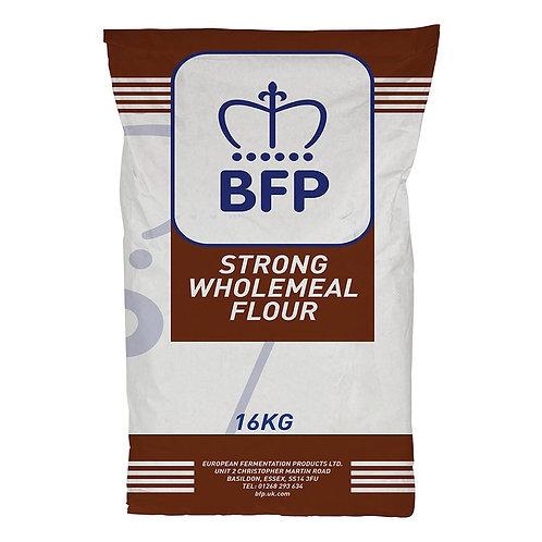 BFP krachtige volkorenmeel 16kg