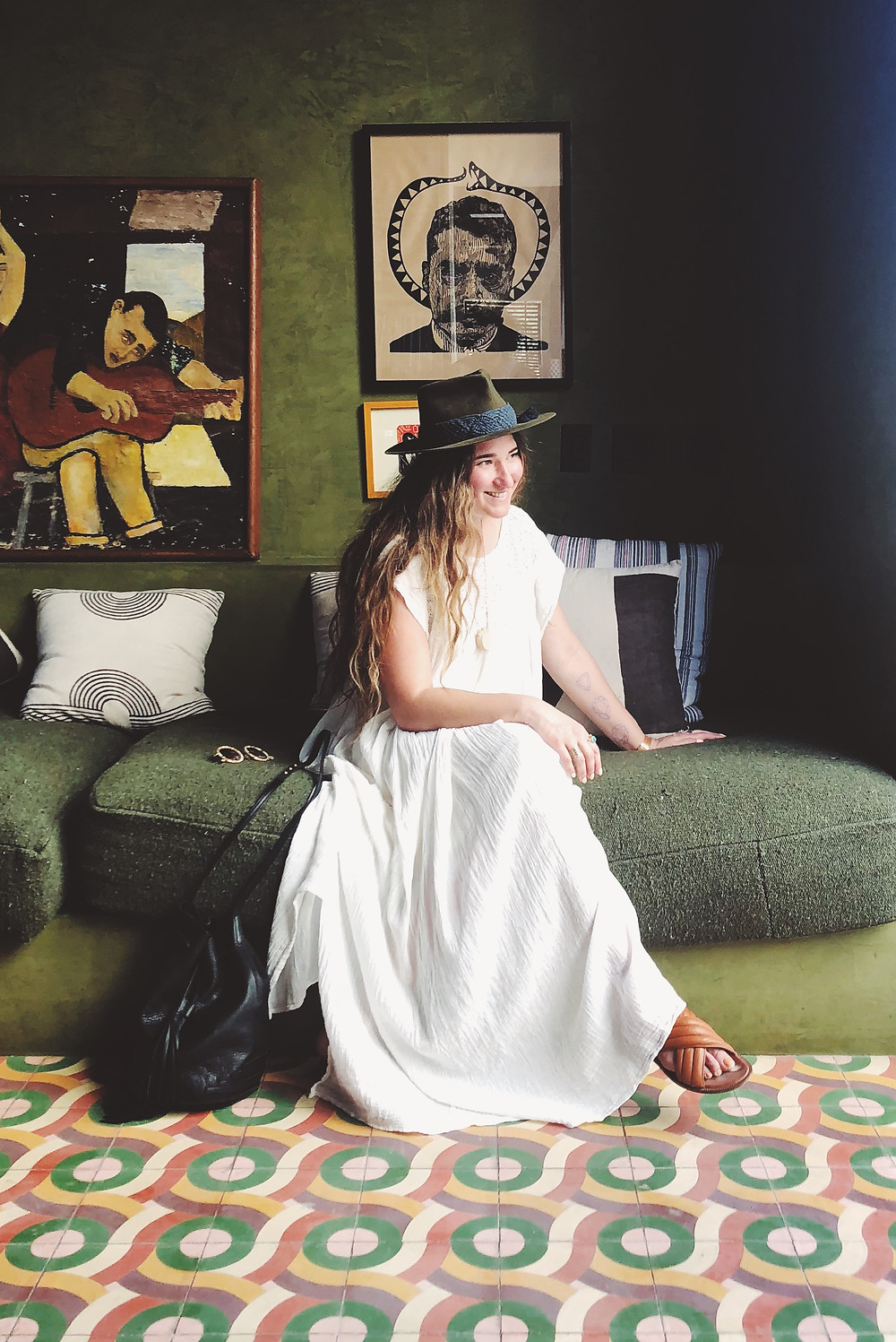 Best Places to Stay in Todos Santos - Emily Katz Travels Todo Santos Mexico - San Cristobal Hotel