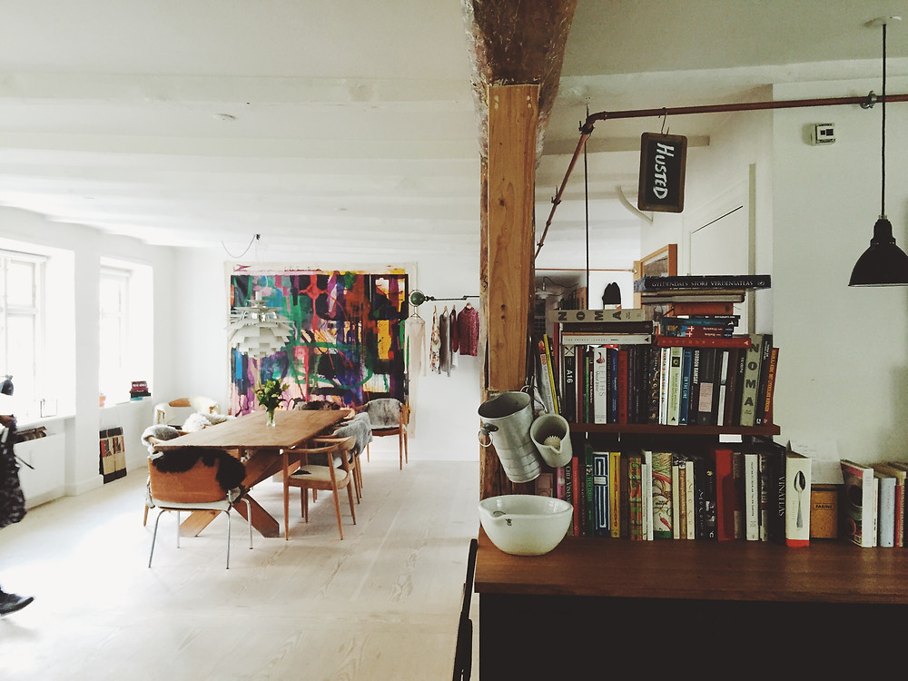 Scandinavian Interiors photographed by Emily Katz