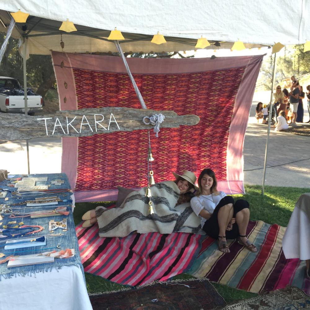 Jen From Takara and Martina Thornhill