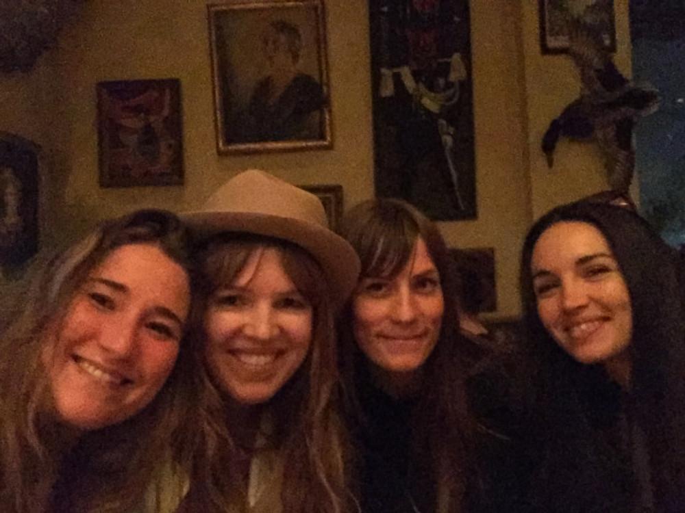 Love these ladies. Jenn, Gretchen, and Brisa.
