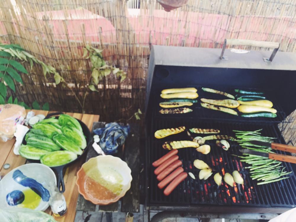 summer is for veggies