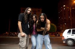 DeLa, Jenny and Yando