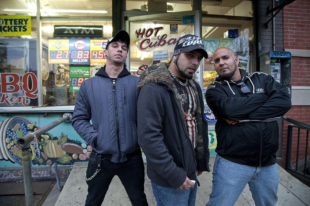 Alej, Yando, Justo, Jersey City 2013