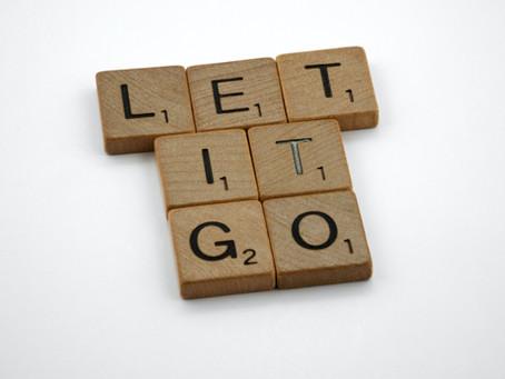 Let it go, let it go, let it go