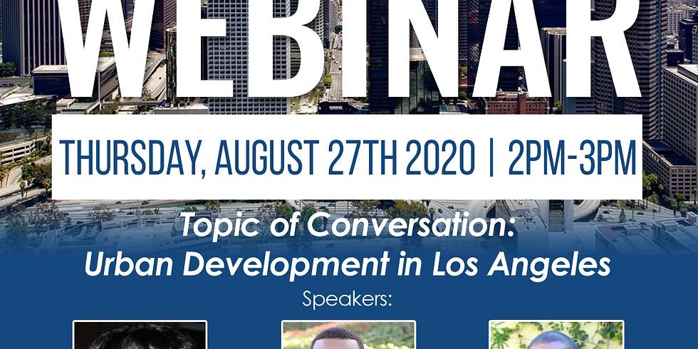 AAREP LA Zoom Conversations: Urban Development in Los Angeles