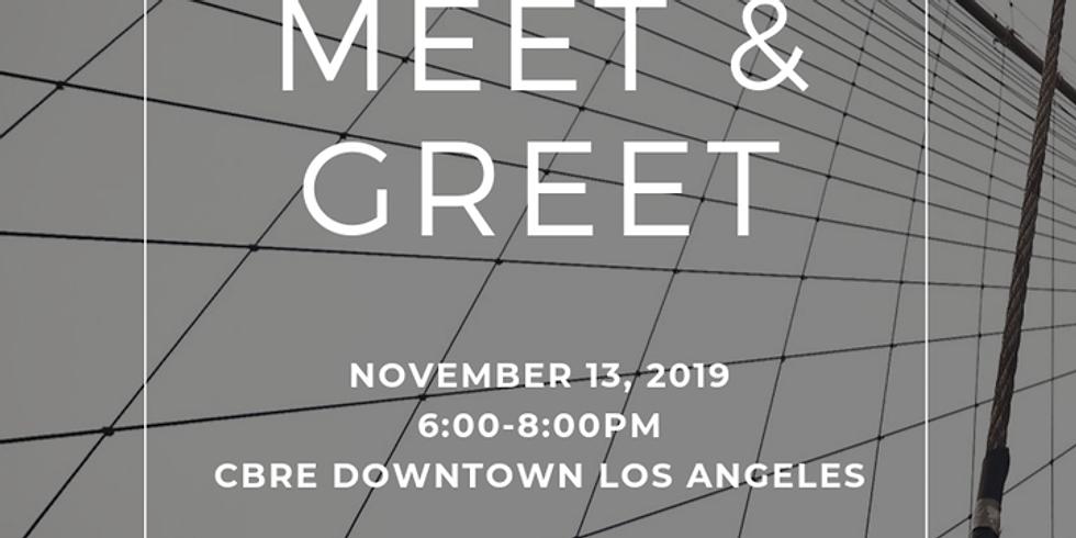 CBRE - Meet & Greet
