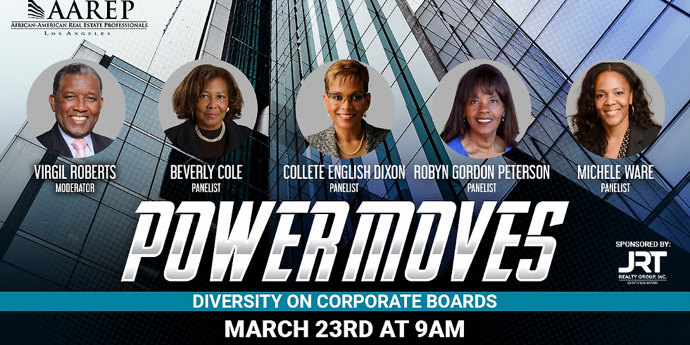 Power Moves: Diversity On Corporate Boards