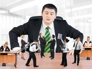 Главная проблема менеджмента в риелторской отрасли - его нет.