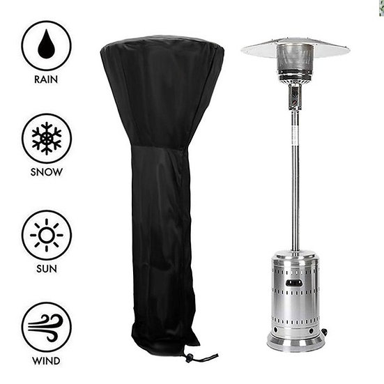 Patio Heater Cover (Waterproof with Zipper)