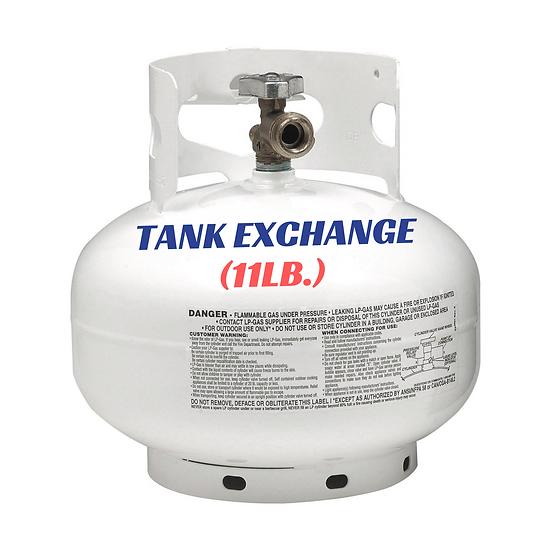 Tank Exchange (11lb.)