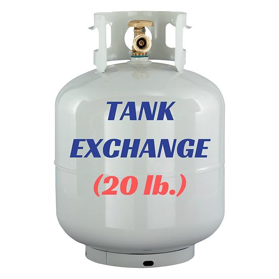 Tank Exchange (20lb.)