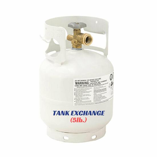 Tank Exchange (5lb.)