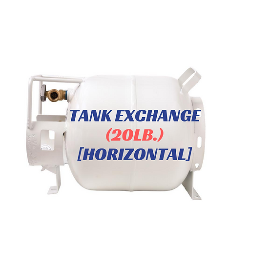Tank Exchange (20lb.) [Horizontal]