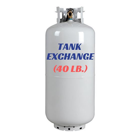 Tank Exchange (40lb.)