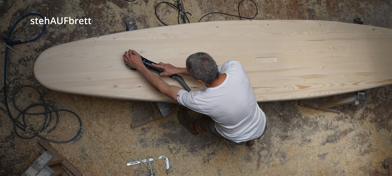 Paddleboard light Fichte
