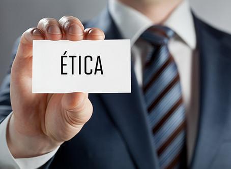 REFLEXÕES a respeito de ÉTICA – Pessoal & Profissional