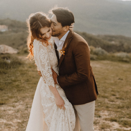 Labyrinth Elopement in Sicily