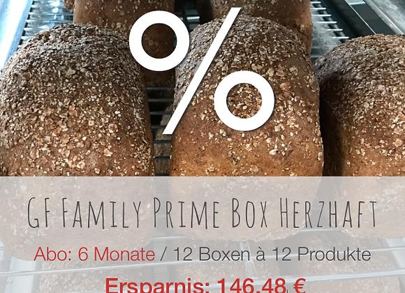 GF Family Prime Box herzhaft / 6M / Ersparnis: 146.48 €