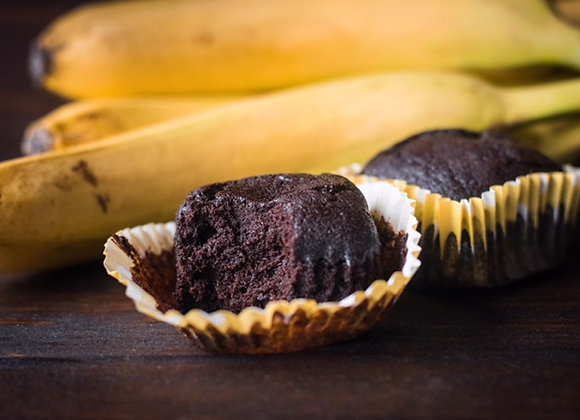 Banana Rumble Brownie