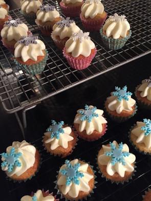 Julies Mini Cupcakes