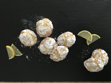Triple Lemon Cookie