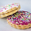 Thumbnail: Einhorn Cookie lila